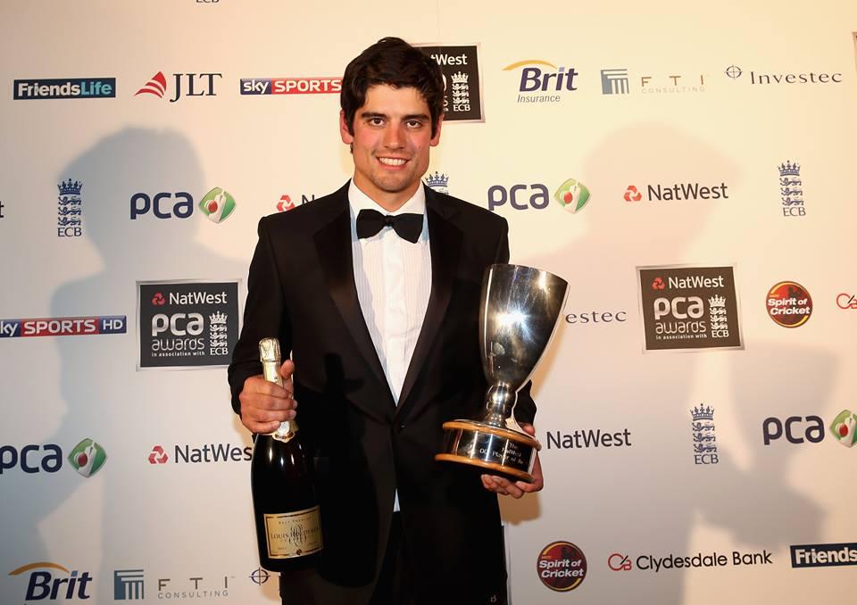 English cricket captain 2015, Alastair Cook