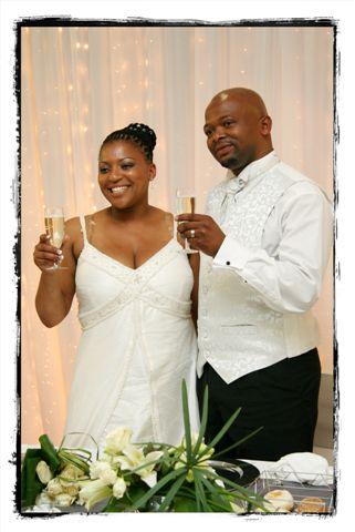 Zuki Hani and husband Mnimze