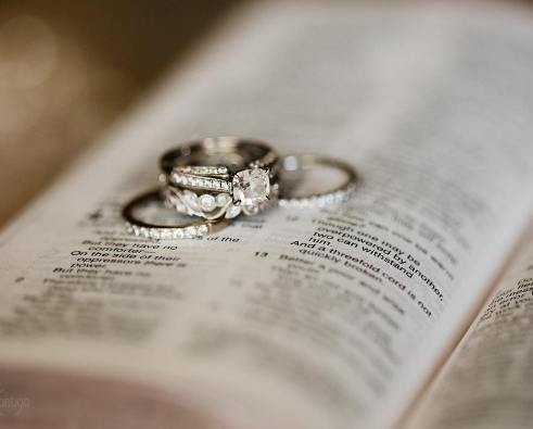 Stephramones Three Wedding Bands Incpired By The Vers In Ecclesiastes 4 12 A Threefold Cord Is Not Quickly Broken