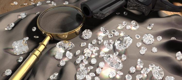 Pink Panther diamond heist