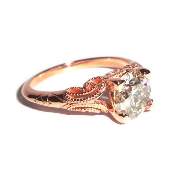Vintage Diamond Rings Engagement