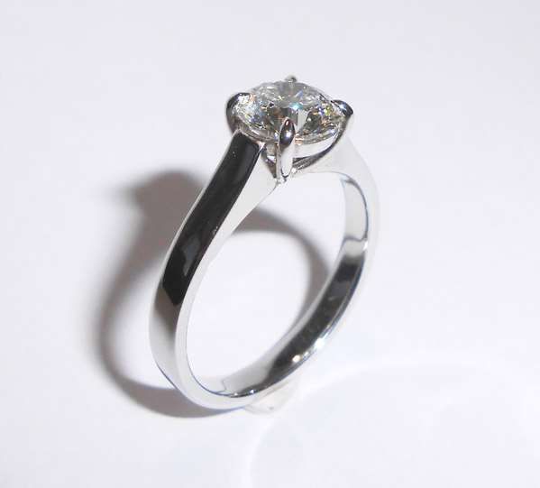 Handcrafted Gold Rings Wedding Rings Infacet Jewellers
