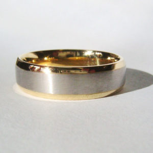 handcrafted wedding bands