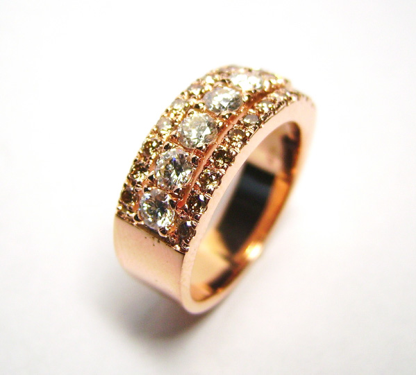 Rosetta Engagment Ring