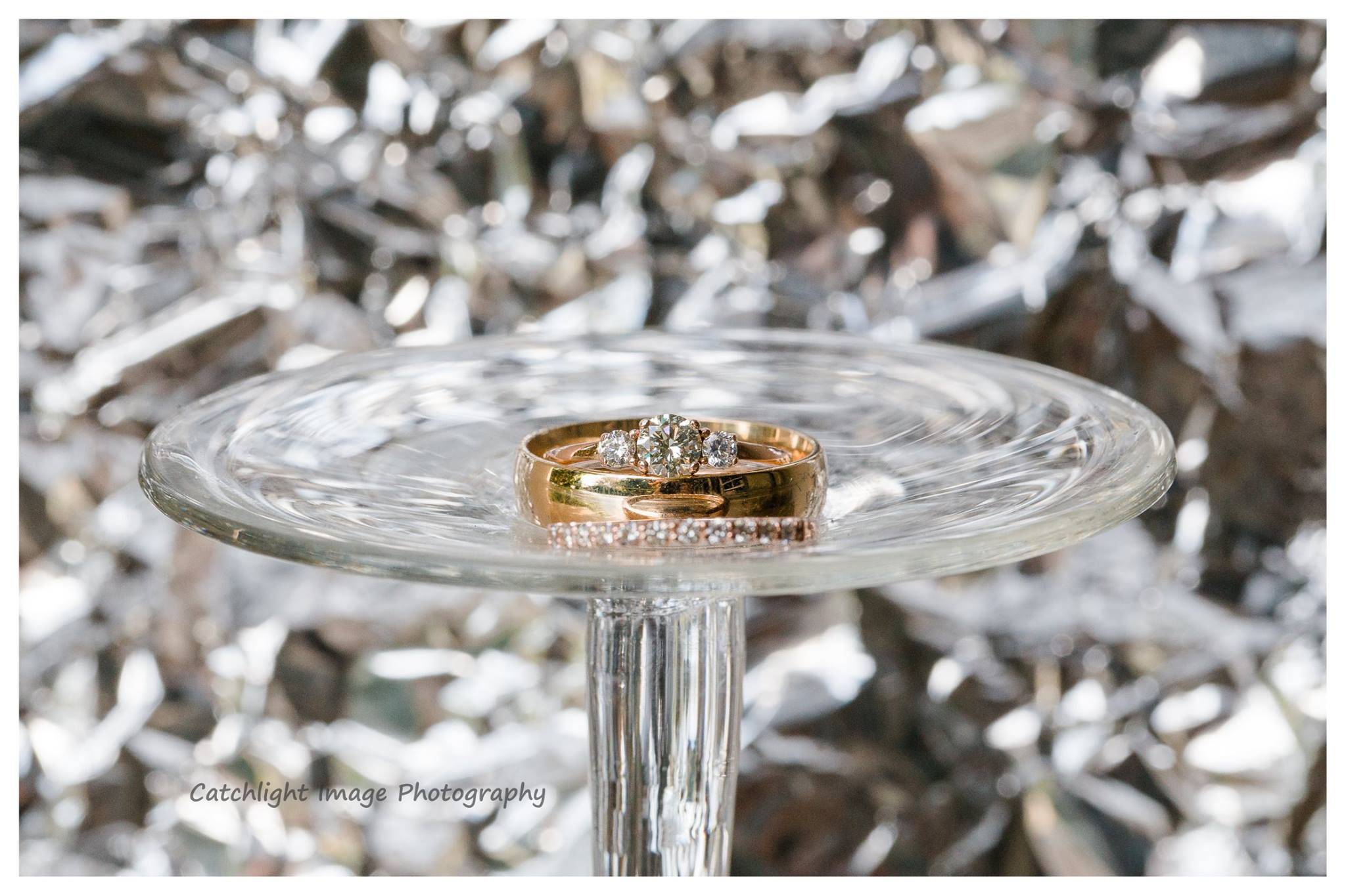 Darryn and Sarah Pitouts wedding rings