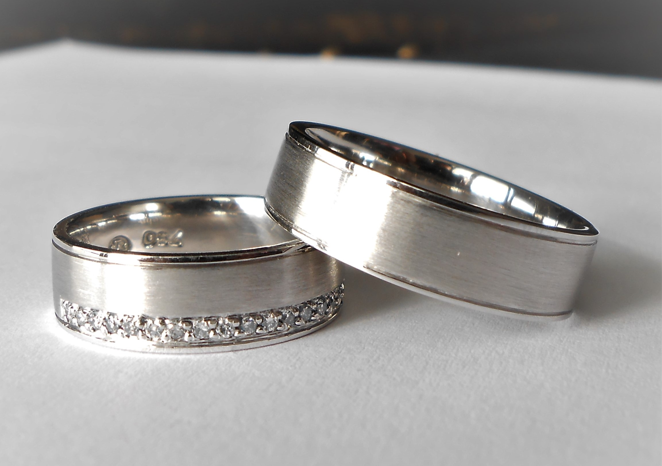 It is just an image of Couples Wedding Rings - Infacet Jewellers Cape Town South Africa